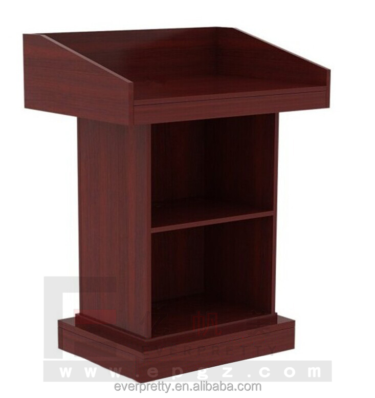 Incre ble de la iglesia podium dise o para la escuela for Curso diseno de muebles