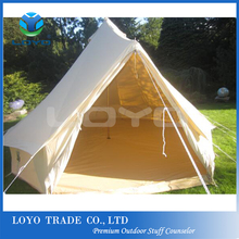 All Season Outdoor Yurt Tent Camping Lotus Bell Tent For Sale