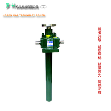 factory small electric worm screw jack for lifing table
