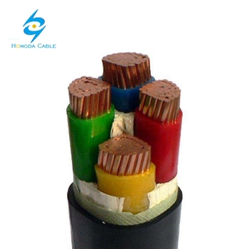 Copper cables, 0.6/1 kV XLPE Insulated Power Cable, Low Voltage Power cables