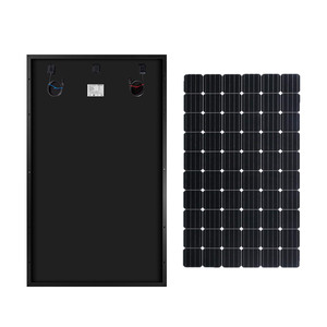 China Supplier 150KW Solar Power System Commercial Solar Generator