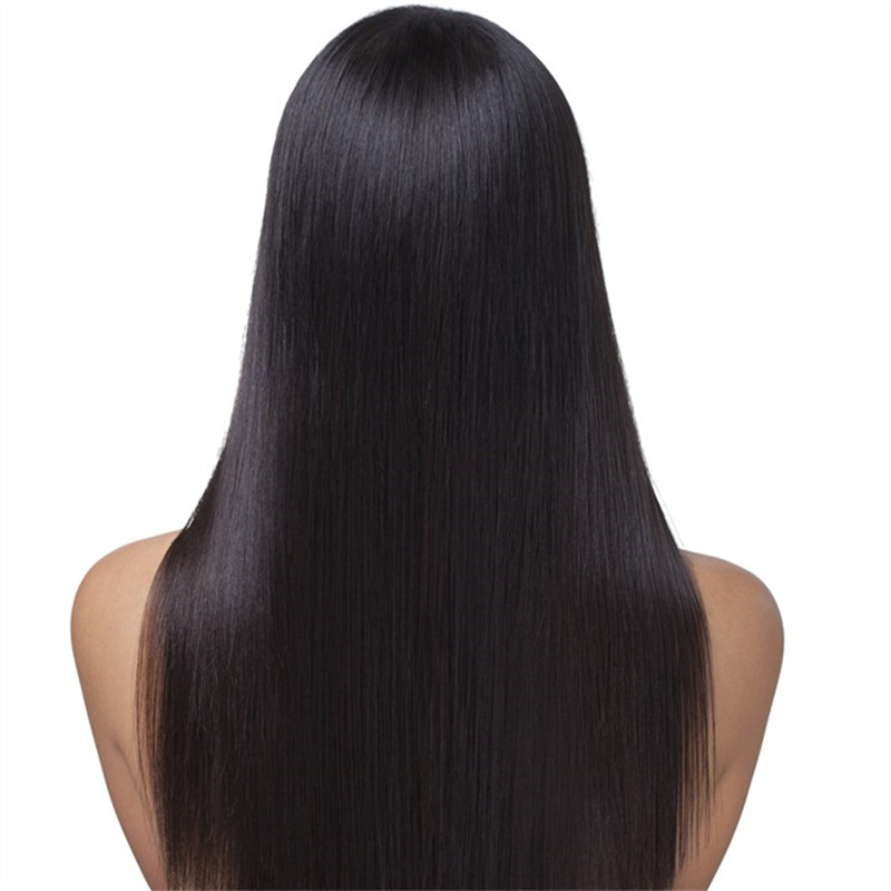 Картинки прямых волос со спины иске она