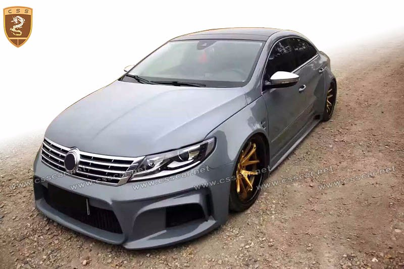 Safe Auto Customer Service >> Css Customer Design Fit For Volkswagen Cc Wide Body Kit ...