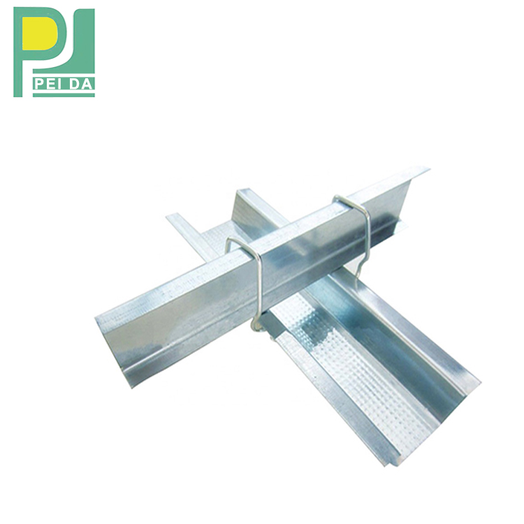 Suspended Ceiling Metal Channel CD UD Profile