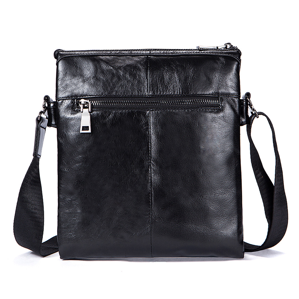 2019 Genuine Leather  Shoulder Bag For Men