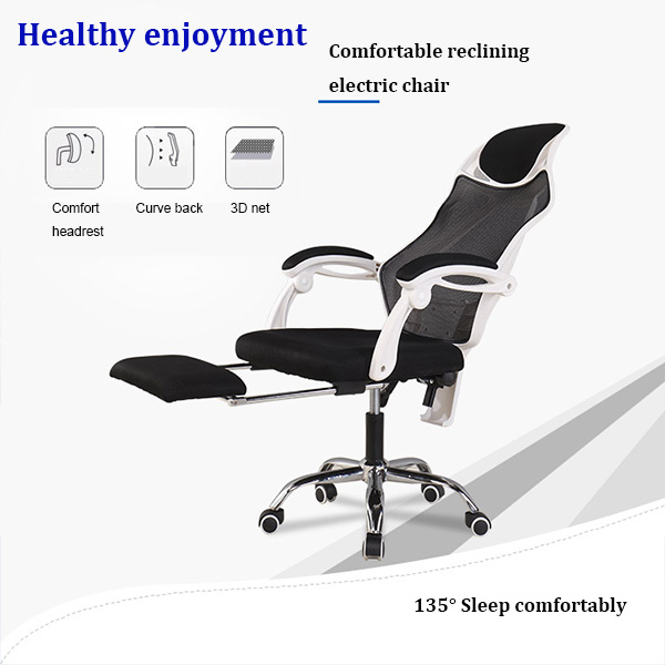 New Arrival China Ergonomic PC Racing Swivel Computer Gaming Office Chair