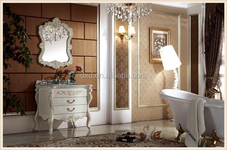 Luxe badkamer wastafelmeubel nieuwe ontwerp klassieke badkamer