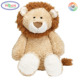 A120 Baby Lovely Tan Plush Toy Leo The Lion Stuffed Animal Cartoon Fluffy Plush Roaring Lion Toys
