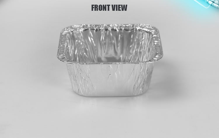 Small Square Disposable Aluminum Foil Pan For Baking Buy