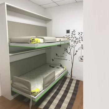 Horizontal Folding Wall Bed Bunk Hidden Murphy Ta K07 Product On Alibaba