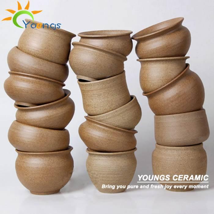 100 Handicraft Jingdezhen Small Ceramic Flower Pots