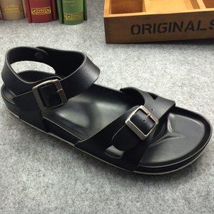 2018 Shoes women shoes new model women sandals soft insole Pu Injection Sandals T882B