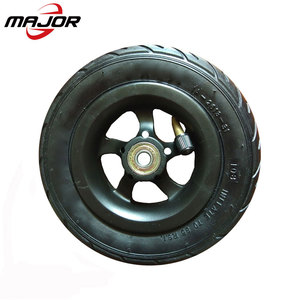 150mm scooter small pneumatic rubber wheels 6X1.25