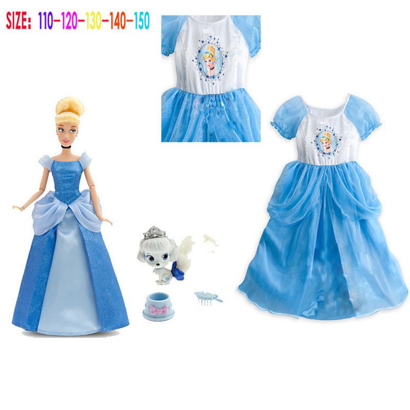 cinderella dress for kids - photo #22