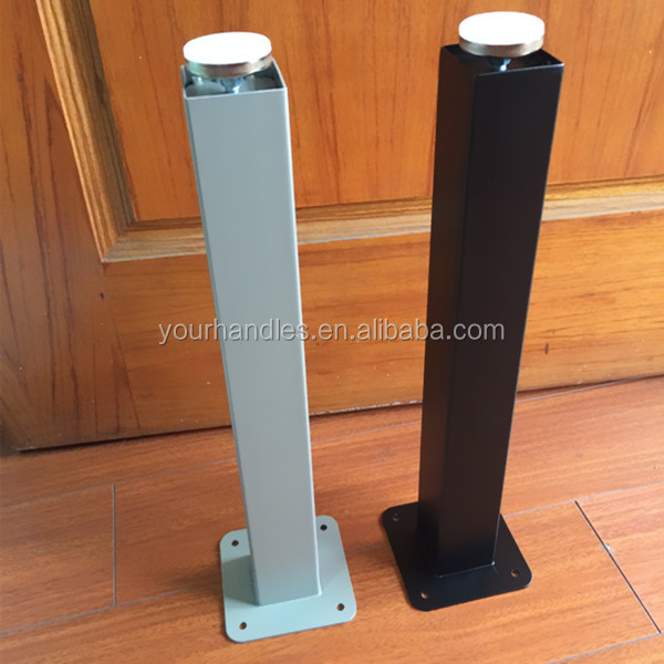 Gret Square Tube Table Leg Furniture Steel Table Leg Stainless Steel Furniture Leg Buy