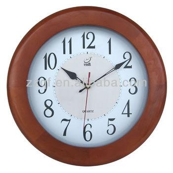 Round Shape Ajanta Wall Clock Models Clock Gifts For Old Ladies