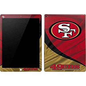 NFL San Francisco 49ers iPad Pro Skin - San Francisco 49ers Vinyl Decal Skin For Your iPad Pro