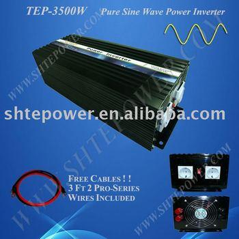 Pure Sine Wave Off Grid Solar Power Inverer Dc 12v To Ac