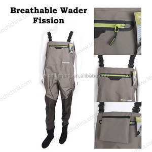 Waterproof high quanlity fly fishing waders for fishing