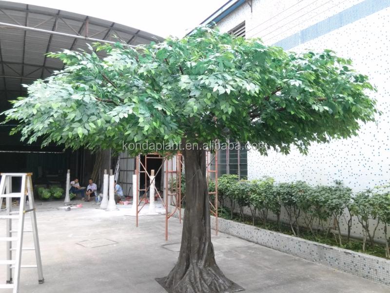 2015 chine usine artificielle ficus arbre pour gros grand for Arbres artificiels pour exterieur