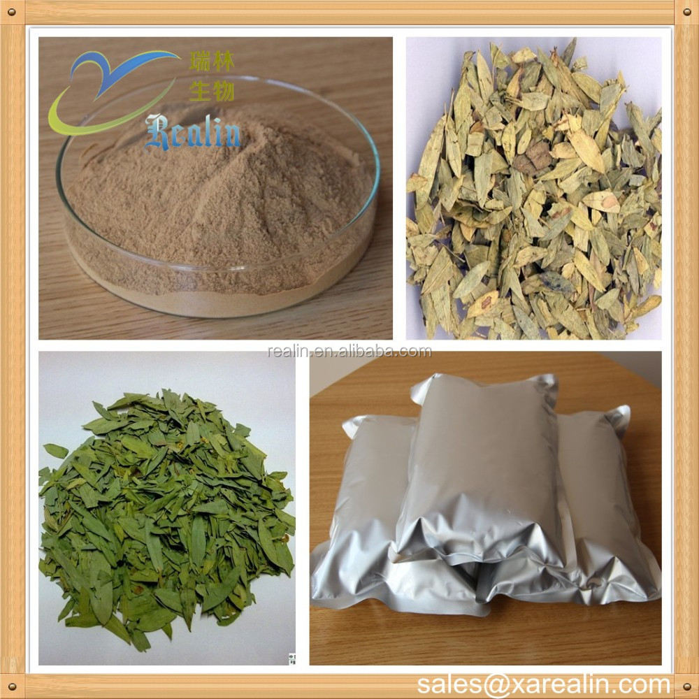 Natural Senna Leaf Folium Sennae Extract Sennosides Powder