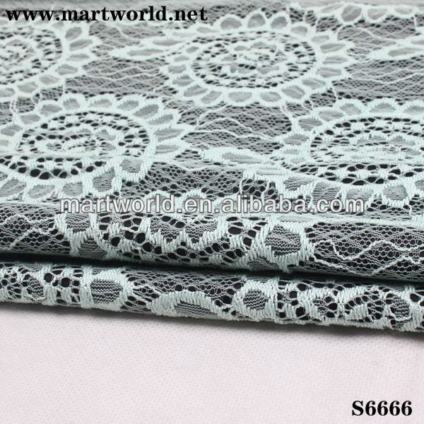 royal blue african net lace fabric (S6666)
