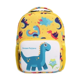 Breathability durable lovely animal school backpack bag