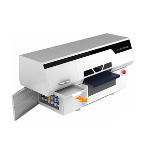 Hottest desktop UV printer Kingt Ricoh GH2220 UV inkjet printer YG-4550C