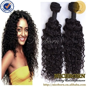 8A Brazilian Deep Curl Virgin Brazilian Human Hair Weave Bundle Cheap Brazilian Curly Hair Deep Curly Hair Weave