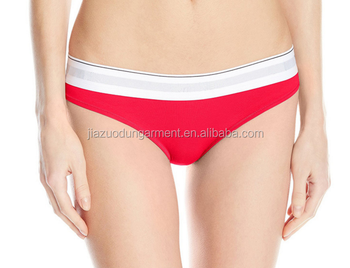 e1d12dec7c8 ... Plus Size Underwear (116829157). Customized Your Own Brand Logo Design  Plain Color Stretch 95%Cotton 5%Spandex Women