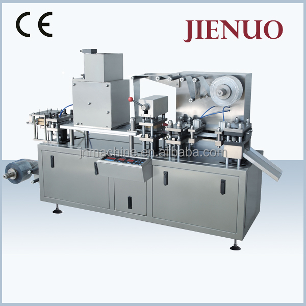 Sugar coating pill and Gelatin capsule Packing Machine