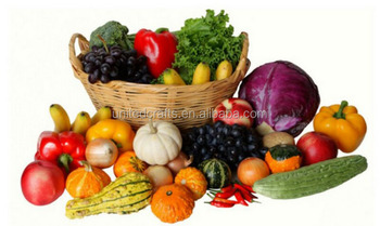 Lifelike Artificial Fruits And Vegetables Decorative Fruits Vegetables Cheap Artificial Fruit Buy Artificial Fruit Fruits And Vegetable