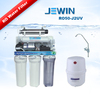 6 stage direct drinking ro water filter system 50GPD with UV sterilizer