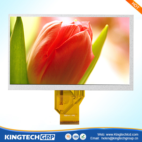 ips 7 inch plastic laser multi film digitizer touch screen
