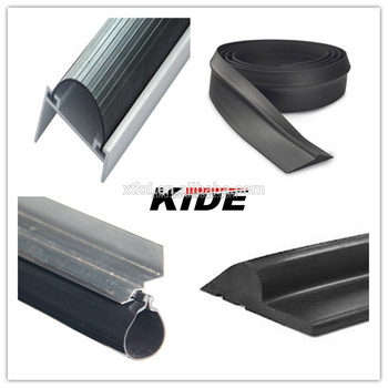 Garage Door Rubber Bottom Weather Strip Overhead Garage Door Seals