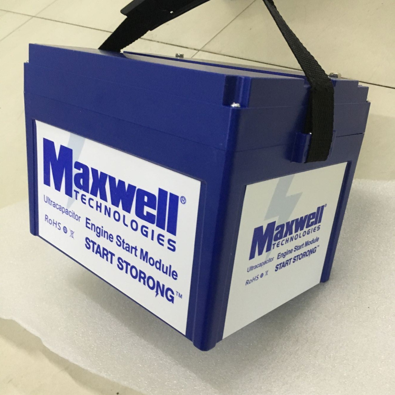 Maxwell 16v 500f Super Capacitor Battery 12v Graphene Car Audio  Ultracapacitor Solar Power System Home - Buy Super Capacitor Battery,Solar  Power