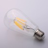 Christmas Light Vintage Edison Style Bulb ST64 Dimmable Led Filament E27 4W 6w 8W Bulb Dimmable