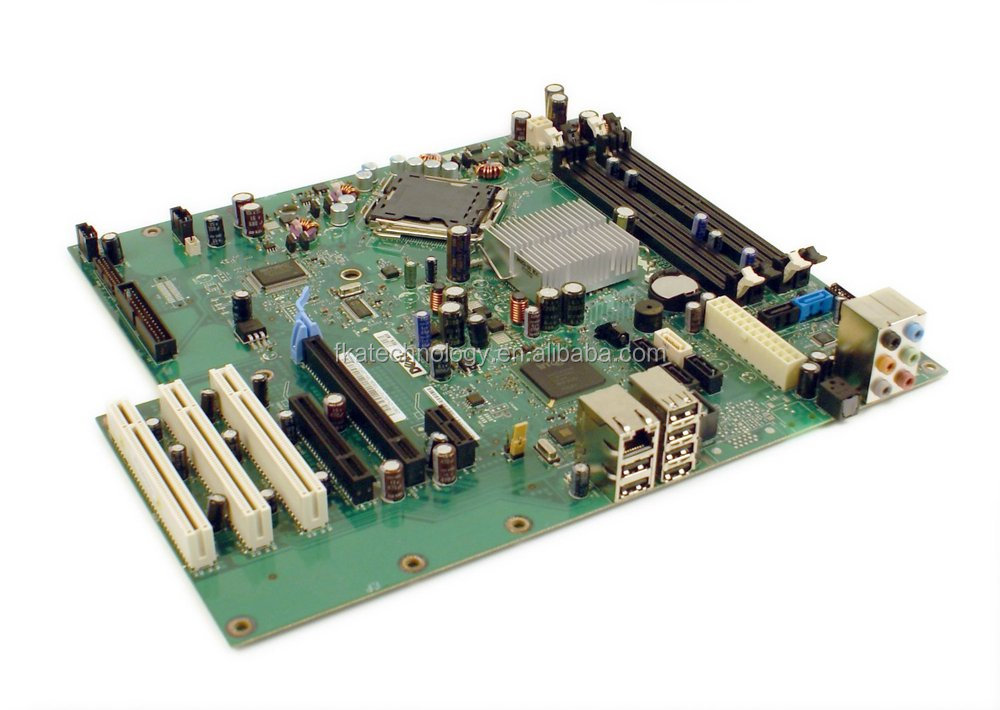 Laptop Motherboard Ct017 For Dell Dimension 9200 For Dell Xps 410 ...