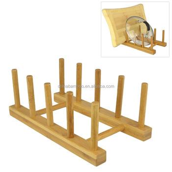bamboo dish rack plate holder plate rack  sc 1 st  Alibaba & Bamboo Dish RackPlate HolderPlate Rack - Buy Dish RackPlate Rack ...