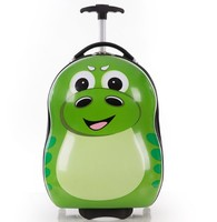 Kids luggage on wheels