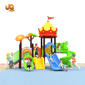 Amusement park toys, Children playground slide, Castle Outdoor playground equipment playground