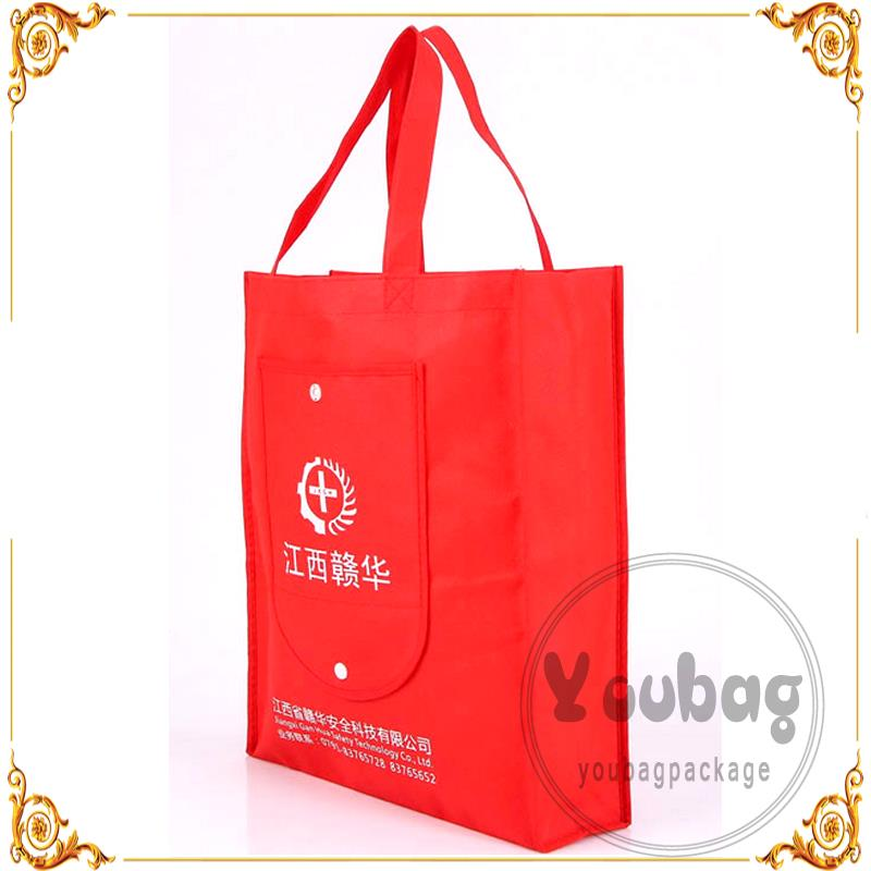 with outside pockets a4 chinese manufacturer non woven bag price
