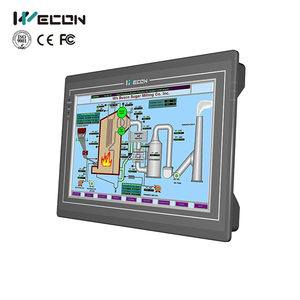 Wecon 10.2 inch hmi,advanced industrial touch screen panel pc linux,wince system support
