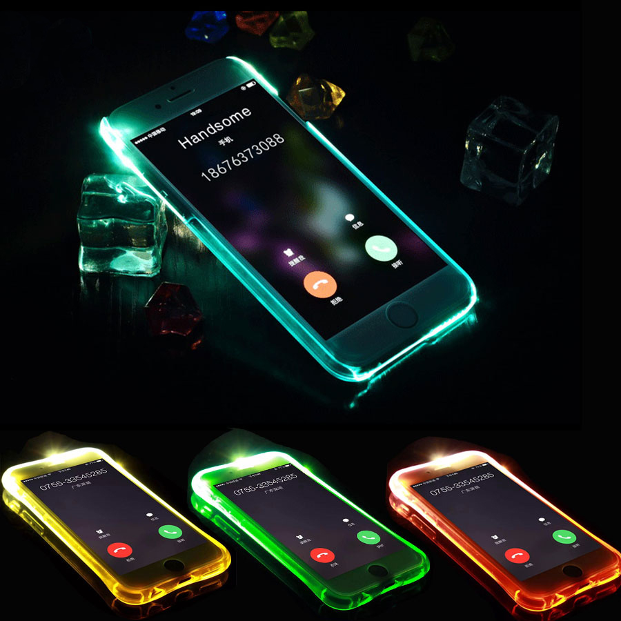 led iphone 7 case