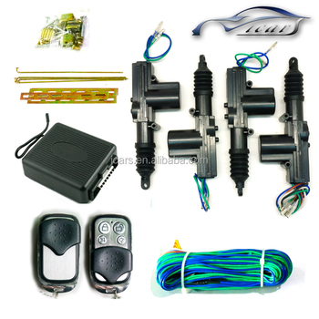 Auto Central Lock Actuator Motor Newest Used Abs Remote Control For