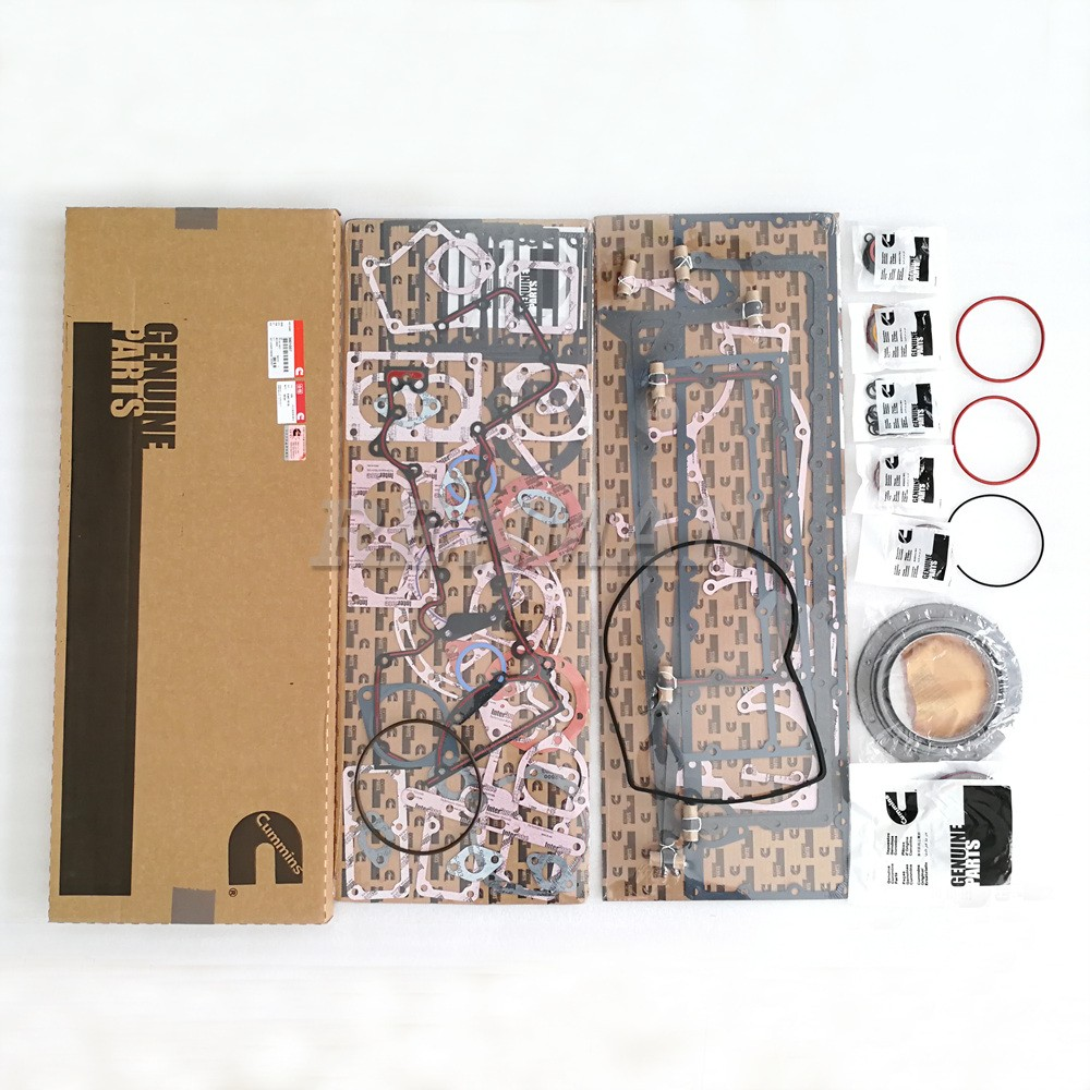 Lower Engine Gasket Set 4089391 For Cummins KTA19 QSK19