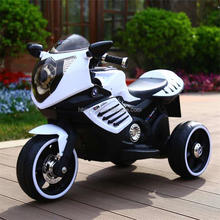Selected quality baby battery car 3 wheel electric motorcycle kids electric car