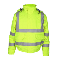 Protective Reflective FR Mining High Visibility Safety Workwear Clothing