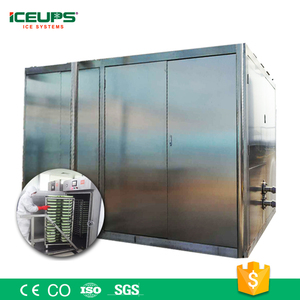 Cooked Vegetables/Rice/Cakes/Peanuts Cooling Vacuum Cooler Machines 300KG per Time for Precooling Packed Food