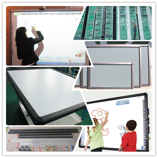 Riotouch IR ultra-slim 82'[' Interactive whiteboard with factory price